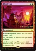 Blood Sun (prerelease promo)