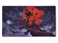 MTG Dragon Shield Playmat - Halloween Dragon