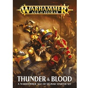 Age of Sigmar - Thunder & Blood