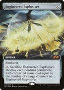 Engineered Explosives (UMA Box Topper - foil)
