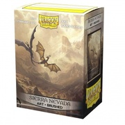 Dragon Shield Art Series - Sierra Nevada Dragon (100ks)