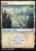 Plains (Ravnica Weekend Promo - Azorius)