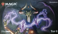 MTG Ultra Pro Playmat - Nationals 2018